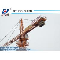 QTZ160 5030 Hammerhead 10tons Tower Crane for Lifting Made in China