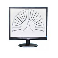 CE Approval 19 inches LCD Screen Philips Monitor Visual Acuity Chart for Ophthalmology