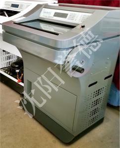 China Anti Roll Plate Cryostat Equipment Full Auto 25mm Horizontal Specimen Feed on sale