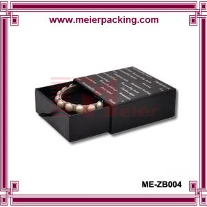 China Fancy jewelry paper drawer box/Necklace earring bracelet jewelry gift box ME-ZB004 on sale