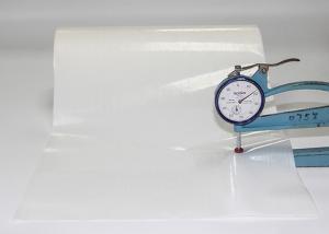 China 50 Micron Polyester translucent PES Hot Melt Adheisve Film on sale