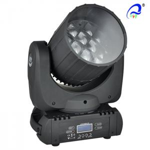 China 12pcs 10W 4 In 1 LED Moving Heads Beam Stage Lights Pattern Rainbow RoHS on sale