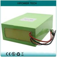 36V 15Ah LiFePO4 E Bike Batteries OEM Electric Bicycle Rechargeable Akku Battery Packs