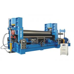 China Multi - Function Plate Rolling Machine For Curved , Cylindrical , Conical Piece on sale