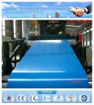 Good price!!! blue color prime quality ppgl steel sheet for roofing