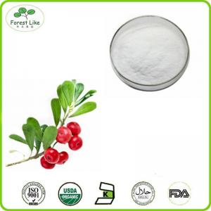 China Most Popular Product Arbutin 99% Bearberry Extract on sale