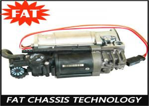 China BMW 7 Series Air Shock Pump With 17 Bar High Performance 12 V Electric Motor on sale