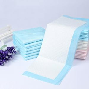 China Breathable 0x45cm Nonwoven Disposable Medical Underpads on sale