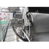 PLC Control Offset Paper Making Machine For Light Industrial Machinery