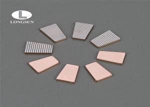 China Electrical Silver Contacts AgNi , Powder Metallurgy Products For Connector on sale