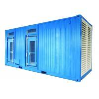 Low Noise Container Generator Set 800KW 1000KVA With Stamford / Meecalt Alternator