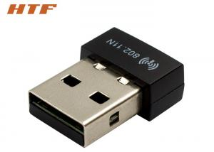 China 150Mbps Mini USB WiFi Wireless Adapter Network LAN Card 802.11n / g / b on sale