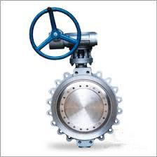 China API 609 Gearbox Operated Butterfly Valve 16 Inch Lug Ends , Zearo Sealing on sale