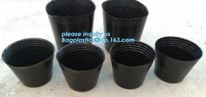 China Garden Pot Liners, plastic flower planter pots, Plants Pot Nursery Pots Flower Plastic Planter grow potflower pot plante on sale