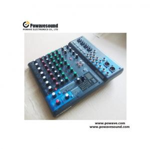 China MG10XU audio mixer 10 channel professional mixing console on sale