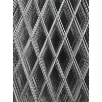 China Rhombus Opening Shape Welded Wire Mesh Panel Diamond Mesh Fence China Factory on sale