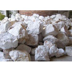 China Grey / White Ore API 13A Barite For Drilling Mud SG 4.0 50mm BaSO4 on sale