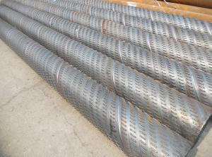 China Stainless steel water well filter screen pipe casing on sale