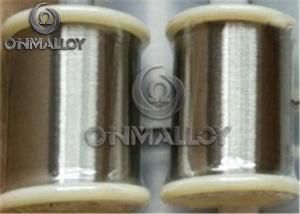 China 中型の抵抗の Annealled の州の銅のニッケル ワイヤー CuNi6 CuNi10 CuNi23 on sale