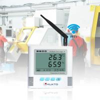 Real Time WIFI Data Logger Environmental Monitoring System For Data Center