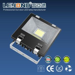 China Water Proof COB Outdoor LED Flood Lights Bridgelux Chip 5 Years Warranty UL CUL on sale