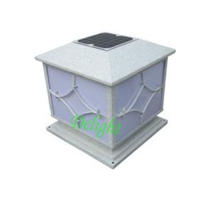 China Cheap led solar powered garden lamp (DL-SP562-C) on sale