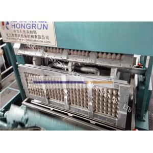China Easy Operate Egg Carton Maker , Egg Carton Box Making Machine 35m*15m*6m on sale