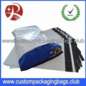 China White Co-extruded Tamper-Proof Wholesale Logo Printed Poly Mailing Bags,Custom Poly Mailer Bag / Plastic Courier Bag on sale
