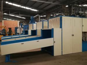 China High Capacity Wool Fiber Opener Machine , Low Noise Nonwoven Baler Machine on sale