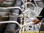 Ligne chaude corde de treuil de Dyneema de vente de traction synthétique