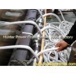Línea caliente cuerda del torno de Dyneema de la venta de tracción sintética
