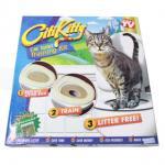 citikitty/as vus à la TV,•Système de formation de toilette de chat