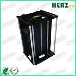Durable M Size SMT Magazine Rack 50pcs Storage Slot With Plastic Top / Bottom Base