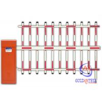 China Water Proof Automatic Barrier Gate , 80W 3 Fence Barrier With Loop Detector on sale