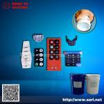 Goma de silicona de la inyección (goma de silicona de LSR)