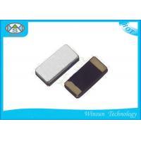 Lead Less Xtal Resnonator 32.768Khz , 6.0 * 3.5mm 2 Pins 4mhz Ceramic Resonator