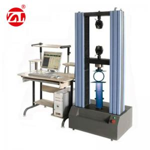 China 50KN Computer Servo Plastic Tube Ring Stiffness Test Equipment on sale