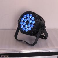15w 18pcs Par Can Theatre Light , Auto - Run 18 Led Party Lights For Disco