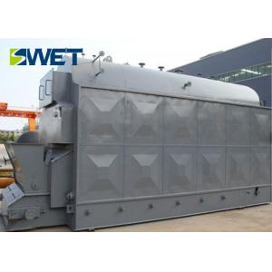 China 25T Chain Grate Steam Boiler For Smelting / Fertilizer ISO9001 Approval on sale