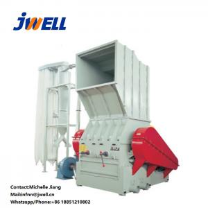China Recycled Plastic Crusher Machine Strong Structure Beautiful Exterior on sale