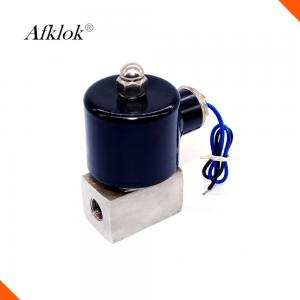 China Lpg Gas Detector With Shut Off Valve , Direct Acting Lpg Flow Control Valve on sale
