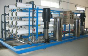 China Industrial Water Treatment Reverse Osmosis RO Membrane System supplier
