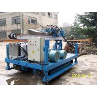 China XPL-20 Single / Double Pipe Jet Grouting Drilling Rig For High-rise Buildings on sale