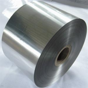 China Sliver Hydrophilic Aluminum Foil AA8011/ AA3102 Corrosion Resistance on sale