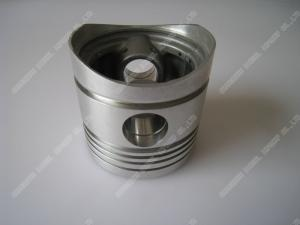 China Oem S195 Single Cylinder Diesel Engine Piston Aluminium Alloy Material on sale