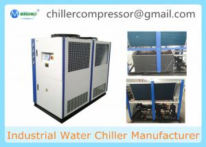 China 20HP Plastic Injection Molding Machine Water Chiller with Reservoir Tank on sale