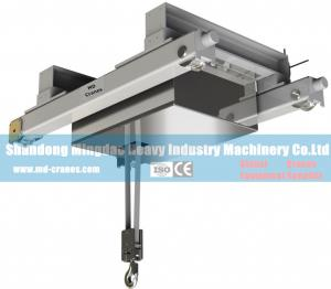 China China Made Top Quality Dust Proof Clean Room Overhead Bridge Crane for Sale on sale