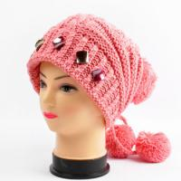 2014 Newest Style knitted winter hat,knitted beanie hat,knitted hat