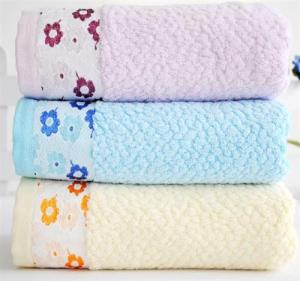 China Hot Sale High Quality Cotton Blankets With Best Price on sale