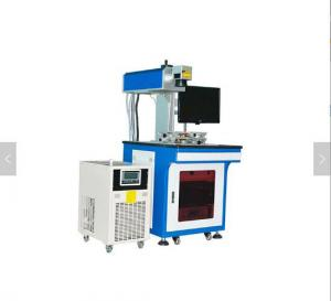 China 3W 5W 365nm Diode Laser Marking Machine Cool Light For Food Pharmaceutical on sale